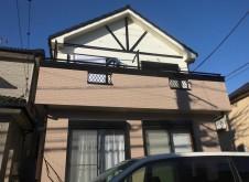 越谷市U様邸 外壁・屋根塗装工事