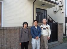春日部市S様邸  屋根葺き替え・外壁塗装工事