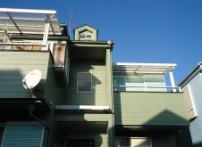 越谷市O様邸 外壁・屋根塗装工事