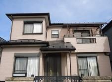 越谷市Y様邸 外壁・屋根塗装工事