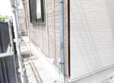 金属サイディング・屋根遮熱塗装工事
