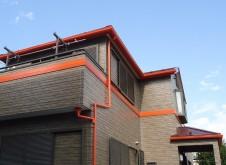 越谷市袋山 K様邸 外壁・屋根塗装工事