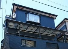 朝霞市 W様邸 外壁塗装・屋根重ね張り工事