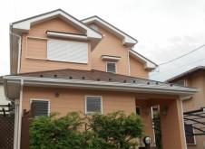 松伏町ゆめみ野東 T様邸 外壁・屋根塗装工事