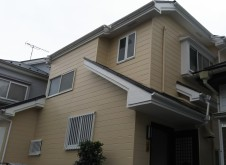 さいたま市岩槻区城南 K様邸 外壁・屋根塗装工事