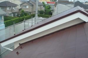 芦野邸屋根完成