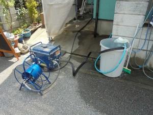 小林邸高圧洗浄
