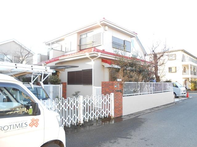 越谷市花田 Y様邸 内装・外壁屋根塗装事例